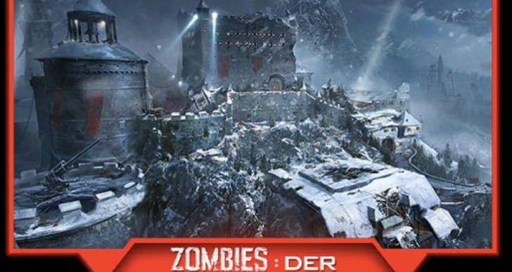 Der Eisendrache Zombie weapons with Thunder Gun MK2