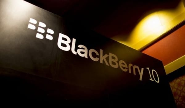 BlackBerry 10 gets major US backing before launch