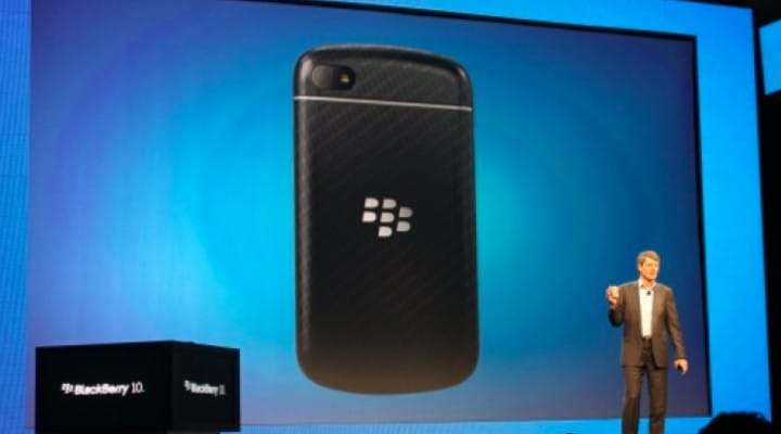 BlackBerry 10 update adds new features, Whatsapp