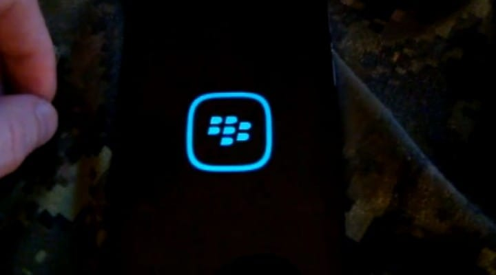 BlackBerry 10.2 walkthrough video previews update