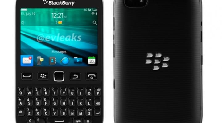 BlackBerry 9720 for budget buyers