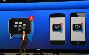 BBM for Android warnings persist