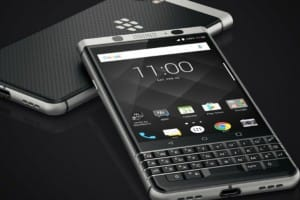 BlackBerry Keyone Preview and Price in India