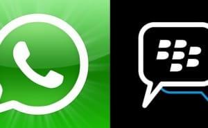 BlackBerry Messenger Vs Whatsapp after cross-platform joy