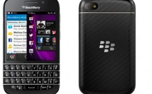 BlackBerry Q10 release in US staggered