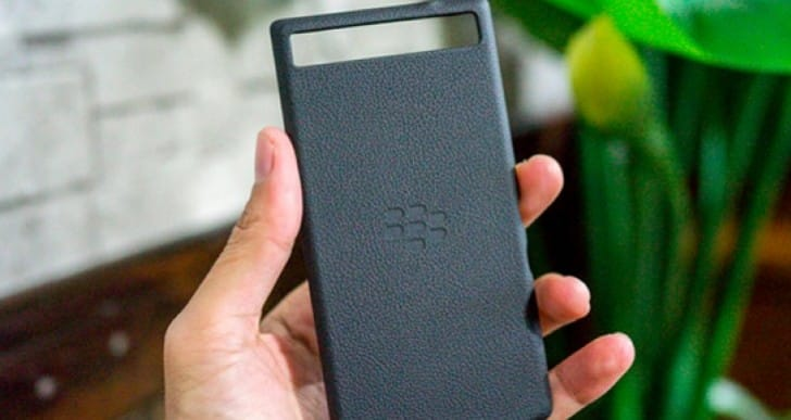 New BlackBerry Z10 with Porsche Design hinted