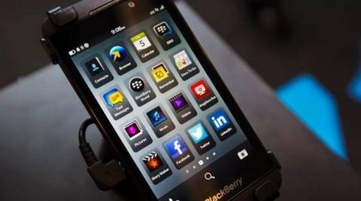 BlackBerry Z10 AT&T update to 10.1 brings joy
