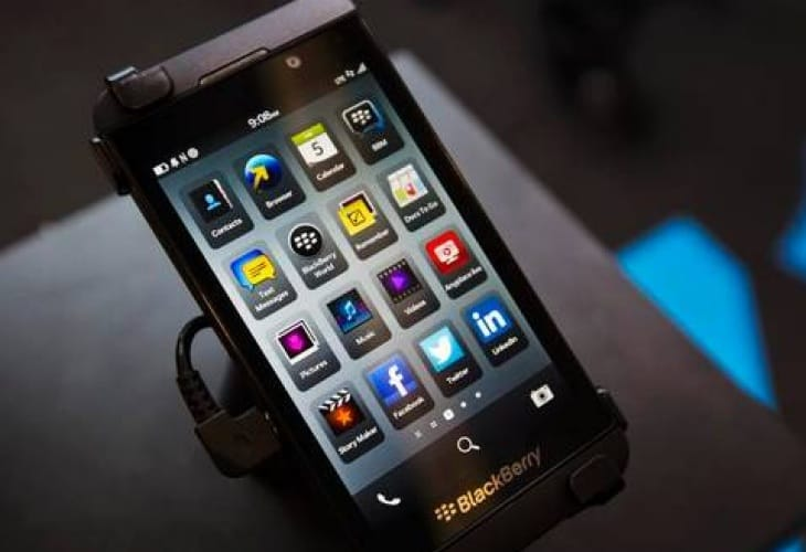 BlackBerry Z10 AT&T update to 10.1 brings joy