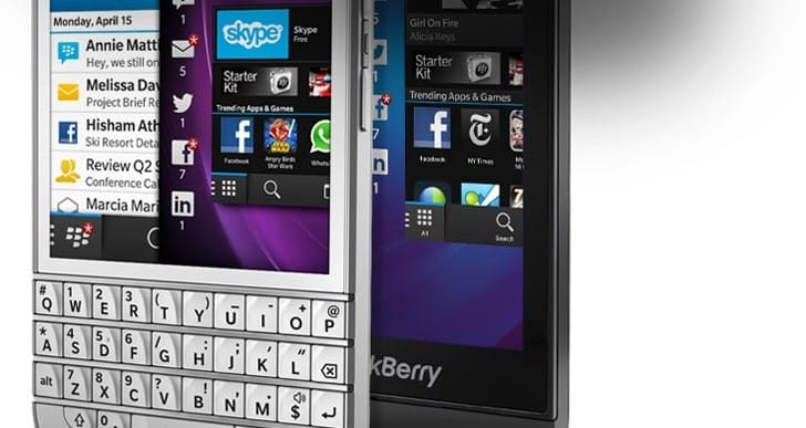 New BlackBerry 10 news and finance apps