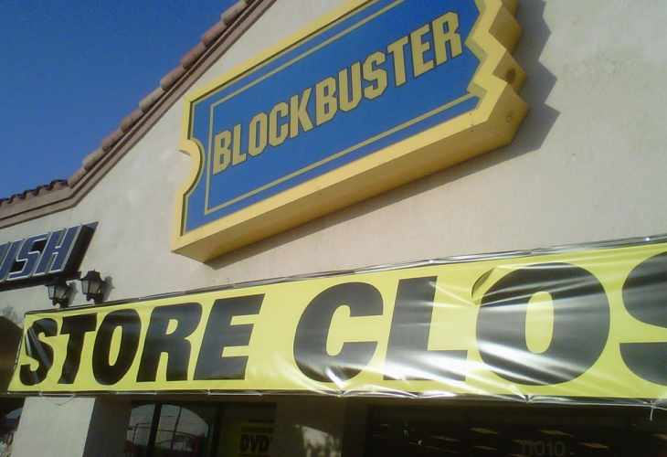 Blockbuster UK PS4, Xbox One orders online require lettter