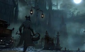 Bloodborne load time problems on PS4