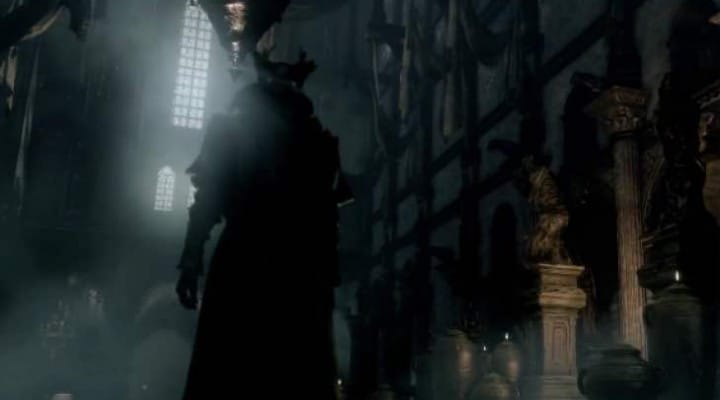 Bloodborne PS4 release date hype from trailer