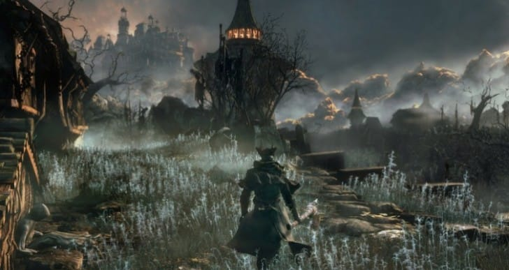 Bloodborne PS4 Alpha test register versus invite email