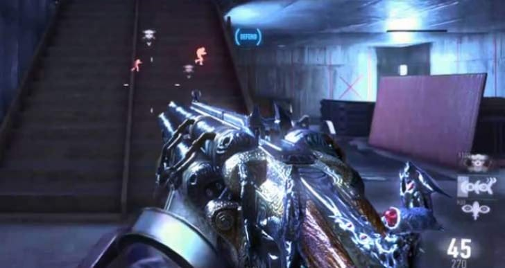 COD AW Supremacy DLC weapon could be Blunderbuss