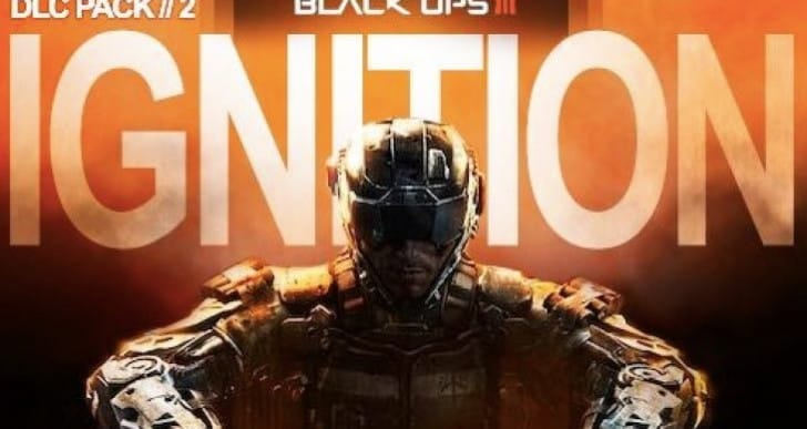 Black Ops 3 DLC 2 Ignition leaked image divides opinion