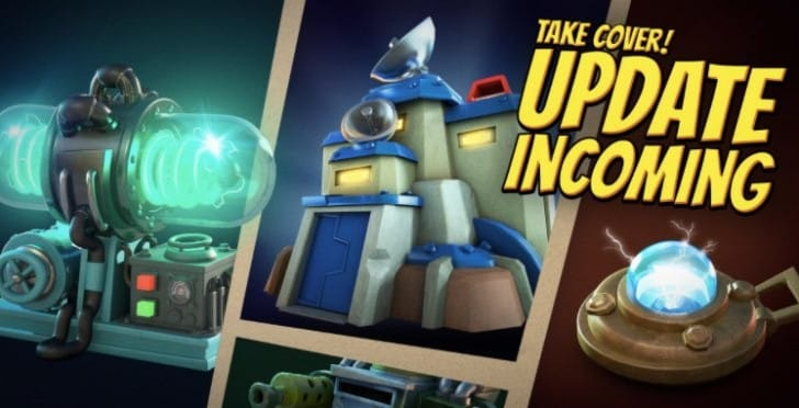 Boom Beach update notes after Oct 21 maintenance