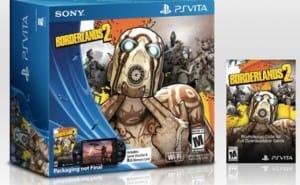Borderlands 2 PS Vita price, DLC revealed