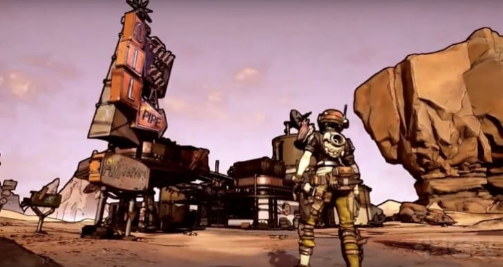 Borderlands 3 graphics potential after GDC tech demo