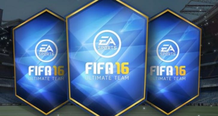 FIFA 16 BPL Premium Players pack opening
