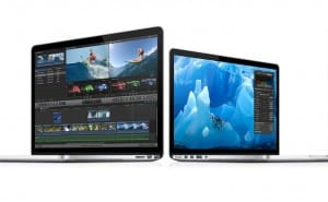 2013 MacBook Pro, Mac Pro and iPads in one month
