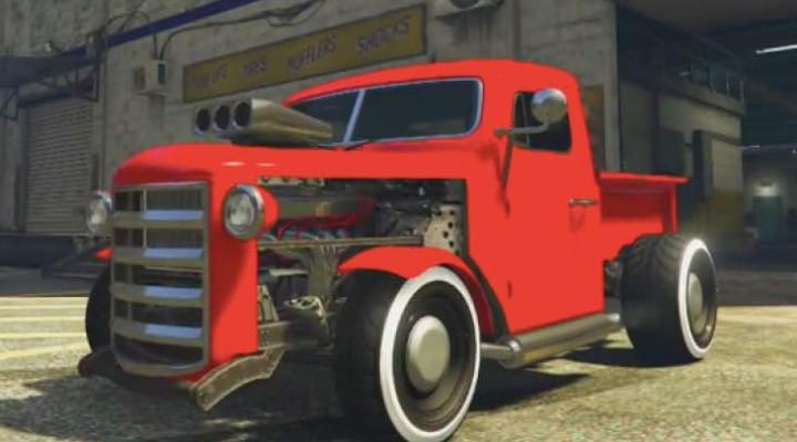 GTA V Online Bravado Rat Truck best customization