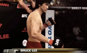EA Sports UFC Bruce Lee unleashed on PS4