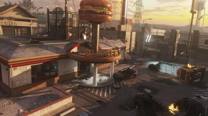 AW Ascendance Exo Zombies in Infection DLC 2