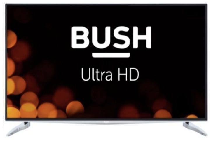 bush 40 inch ultra hd tv with freeview play reviews. Black Bedroom Furniture Sets. Home Design Ideas