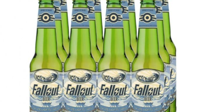 Fallout 4 Beer for US after Carlsberg UK deal