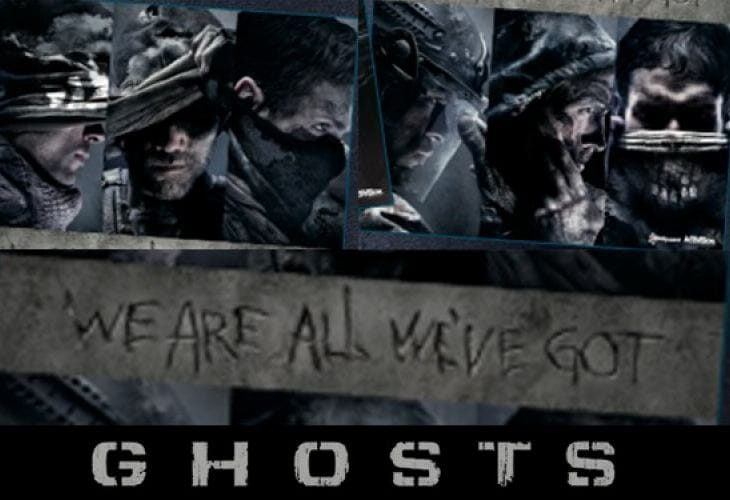 Call of Duty Ghosts: 6 playable characters, set ability theories
