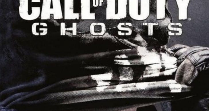 Call of Duty Ghosts still links to Modern Warfare 4