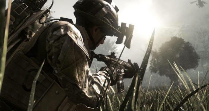 Call of Duty Ghosts joy at Eurogamer Expo 2013
