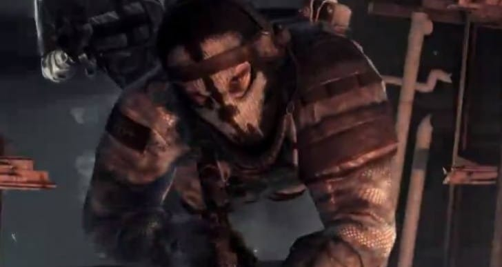 Call of Duty Ghosts launch trailer with more Eminem