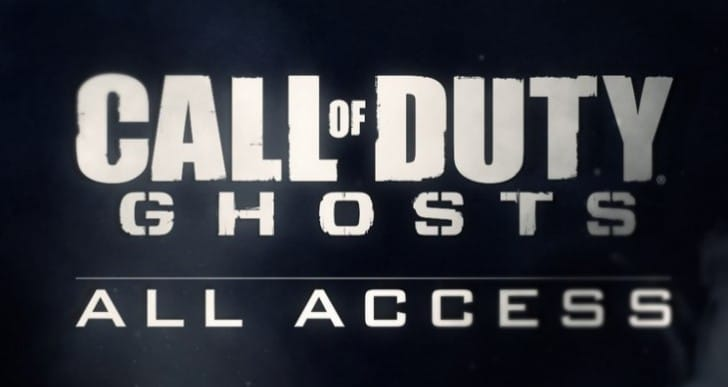 Call of Duty Ghosts gameplay event needs multiplayer
