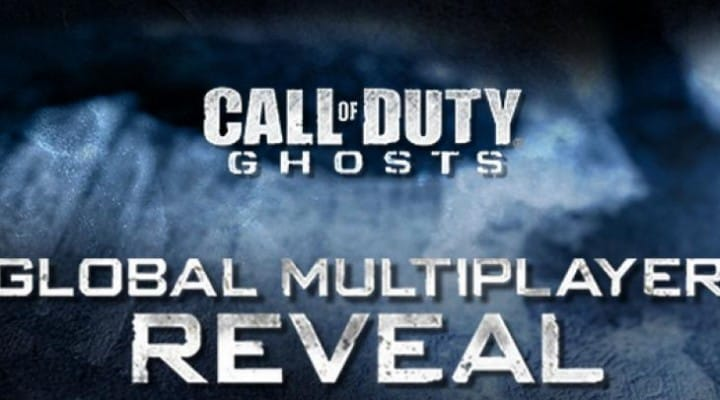 Call of Duty Ghosts Multiplayer gameplay dated