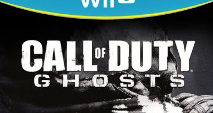 Call of Duty Ghosts Wii U release to end third-party slump