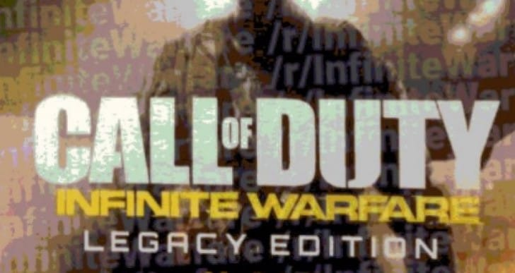 Call of Duty Infinite Warfare teased by Infinity Ward