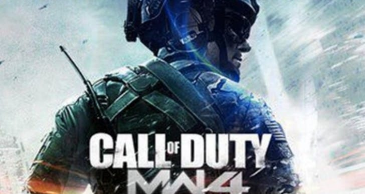 Modern Warfare 4 2014 shock with Captain Price