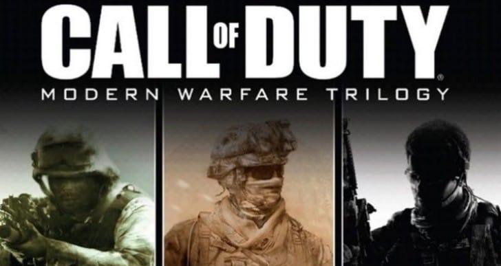 Modern Warfare Trilogy pre-order for US, UK