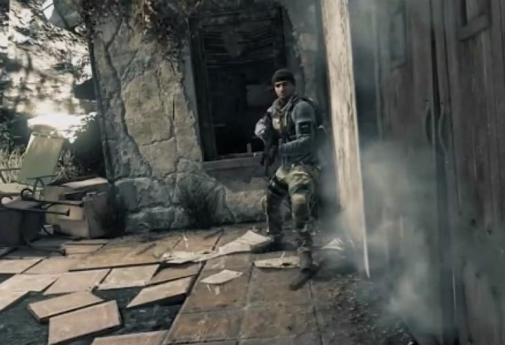 E3 2013 starts with Call of Duty Ghosts dog gameplay