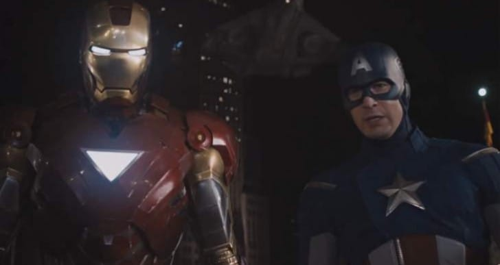 Captain America 3 Civil War game on PS4, Xbox One