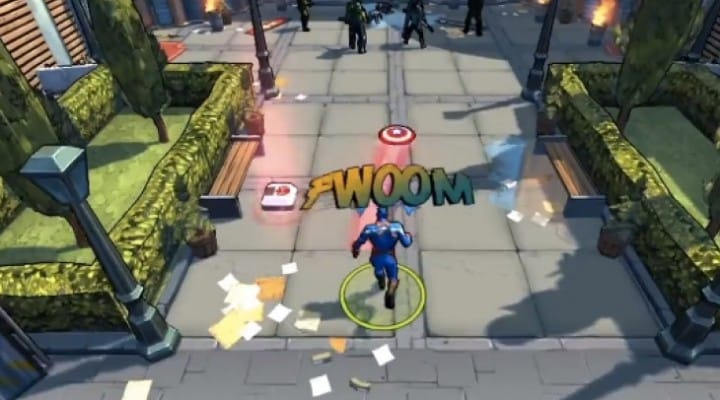 Captain America: The Winter Soldier gameplay divides fans
