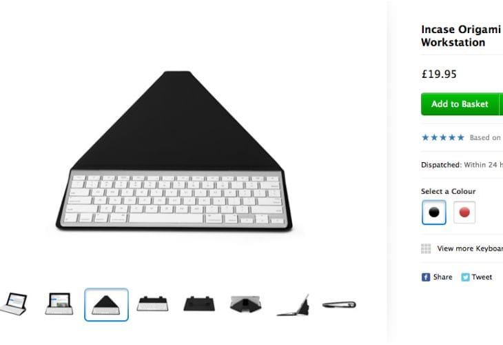 case for apple wireless keyboard