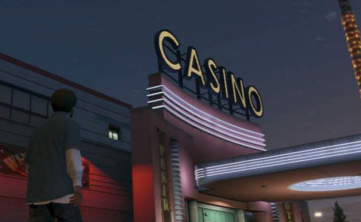 gta v online casino update sharky slot