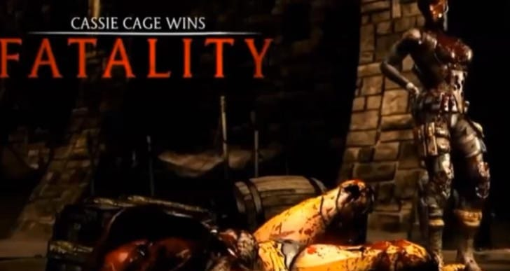 All Mortal Kombat X fatalities gameplay