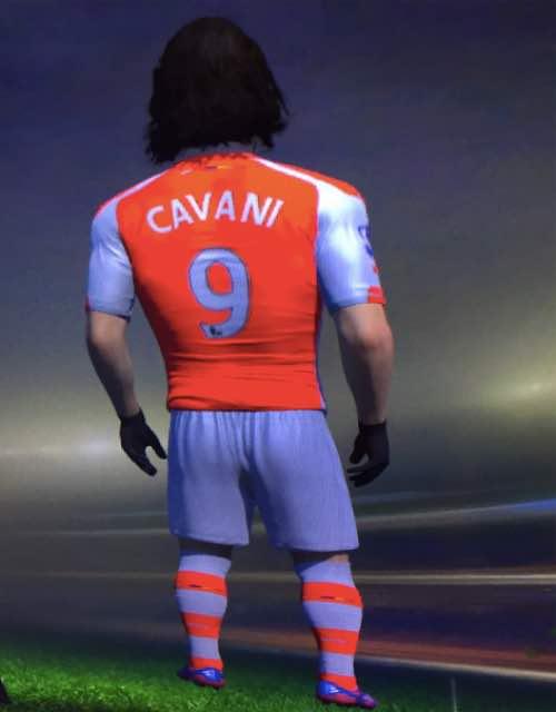 cavani-arsenal-shirt-3