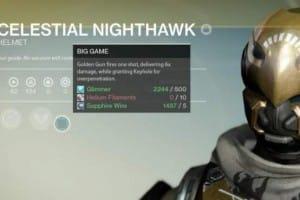 Destiny Xur location on June 19 for Celestial Nighthawk