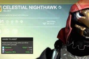 Celestial Nighthawk Destiny review for PVE, PVP
