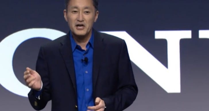 CES 2014 Sony press conference stream replay