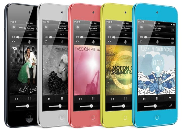 iPod touch 6G needed for parents
